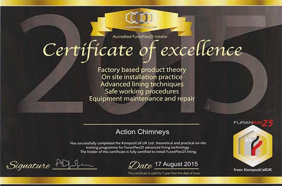 certificate-furanflex